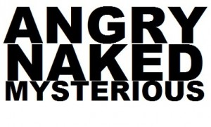 Forthcoming from Joy Donnell - Angry Naked Mysterious