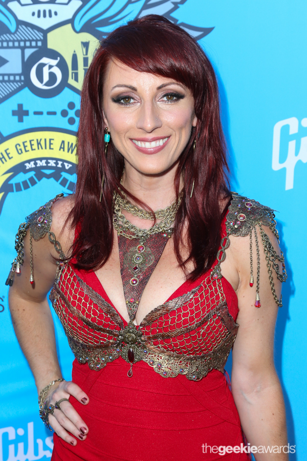 2014 Geekie Awards - Los Angeles, CA