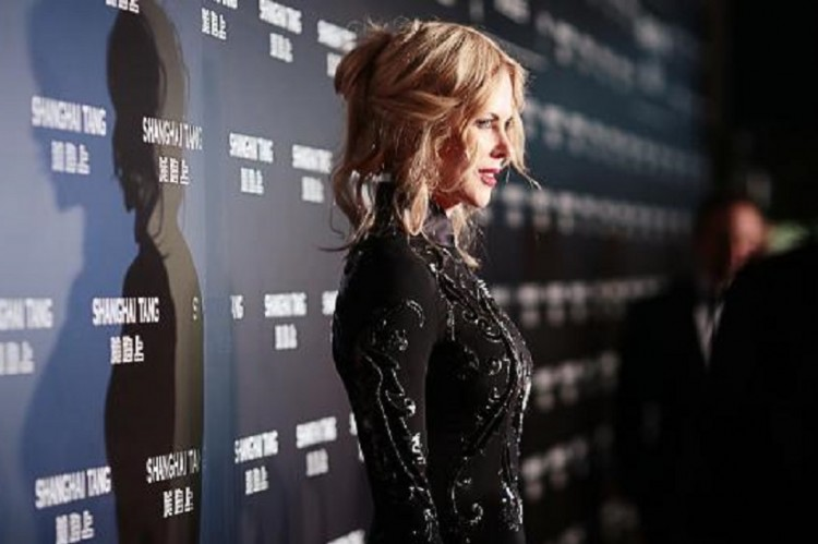 Shanghai Tang Nicole Kidman