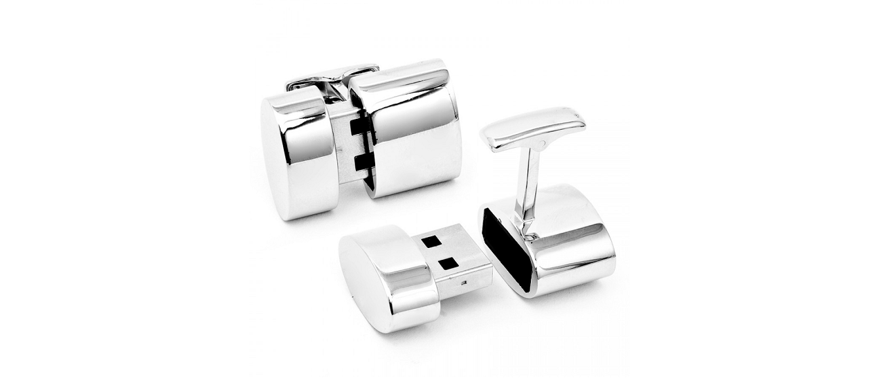 ravi ratan wifi cufflinks slider