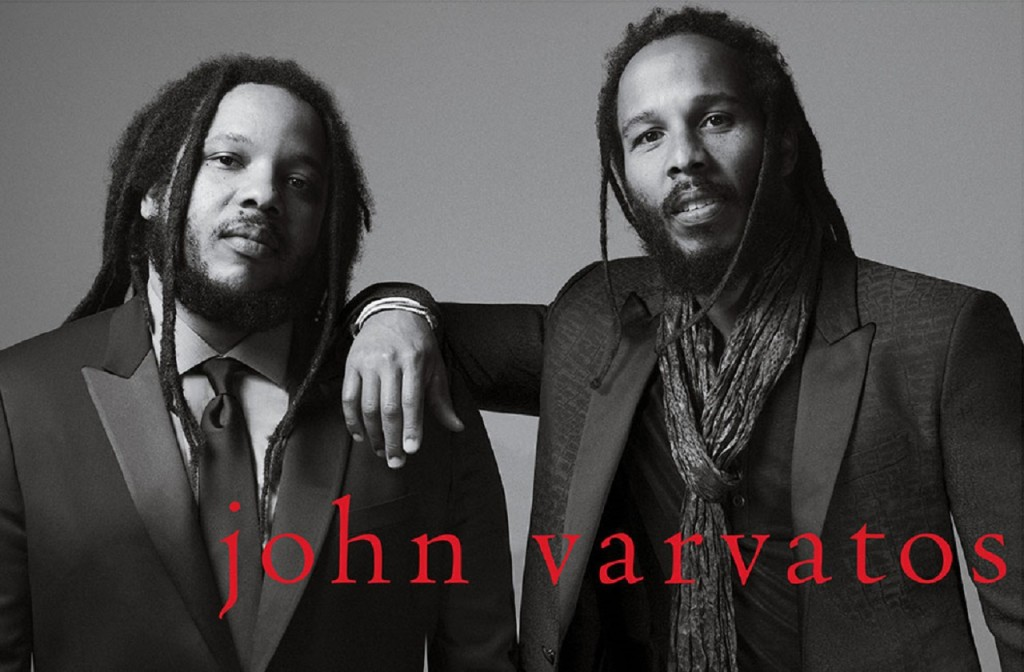 Marley for John Varvatos SS2015