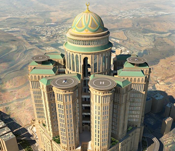 Abraj Kudai mecca hotel