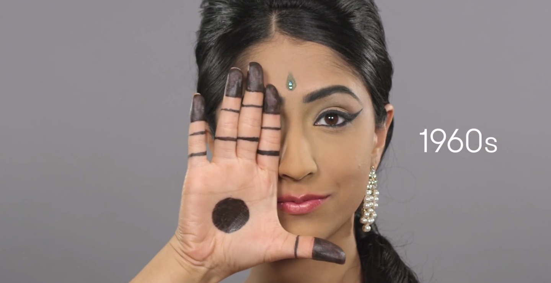 india 1960s cut videos
