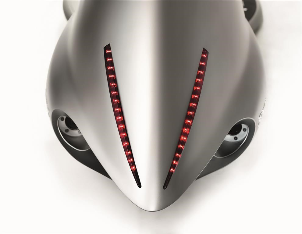 Full Moon Motorcycle Concept Akrapovic