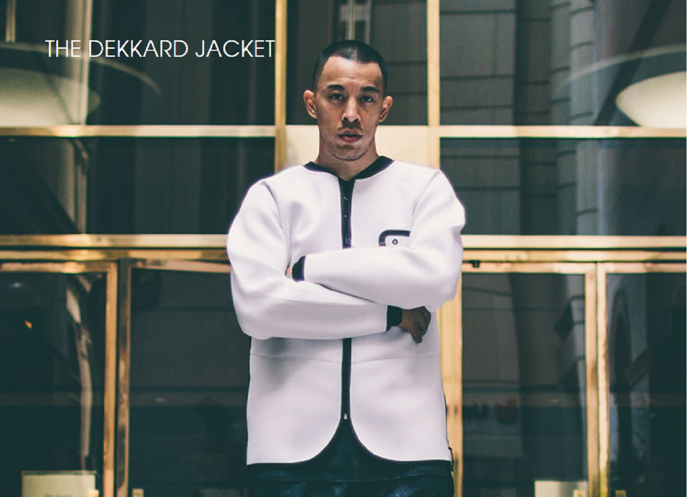 brandblack dekkard jacket