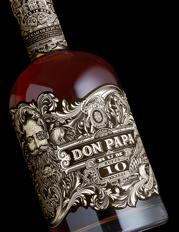 don papa 10 year old limited