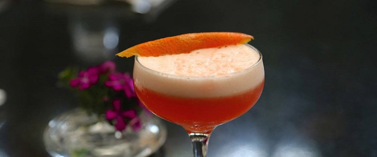hinoki cocktail aperol fizz
