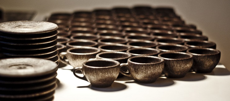 kaffeeform used coffee cups