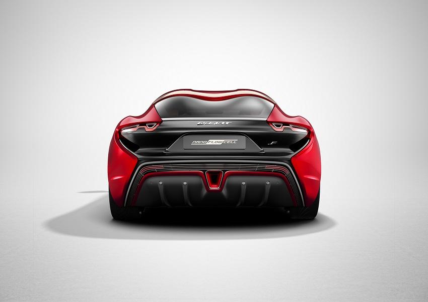 Quant Electric Car S