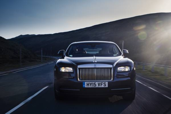 rolls royce historic scottish drive phantom