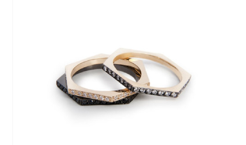 selin kent minimalist fine jewelry