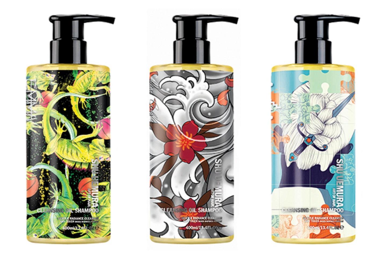 shu uemura artist series shampoo 3 bottles v2