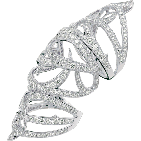 stephen webster long finger ring diamond