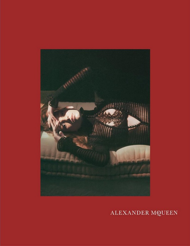 alexander mcqueen releases fall 2015 campaign