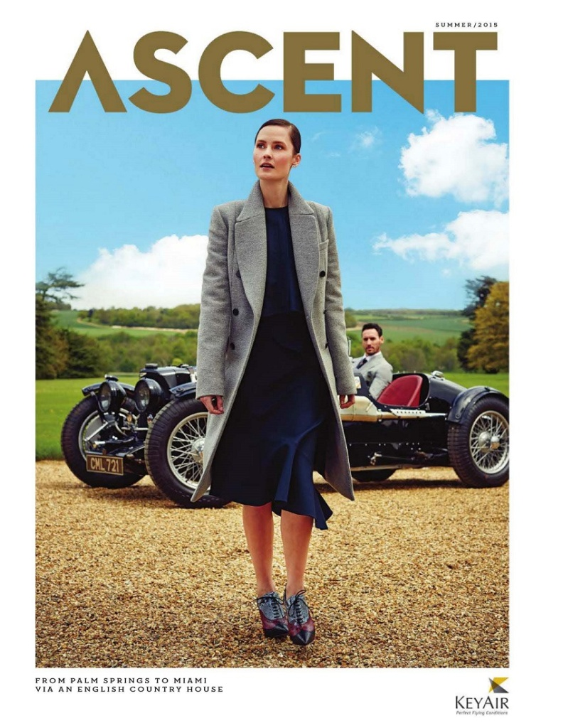 ascent magazine key air ink bespoke