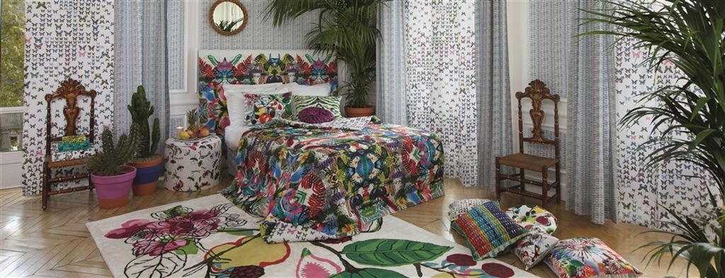 christian lacroix maison designers fabrics