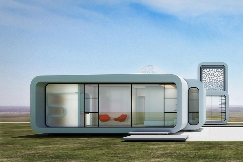 dubai museum 3d printed office future