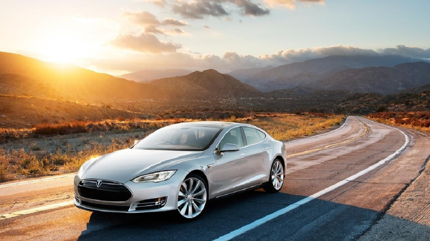 former burberry exec joins tesla cars