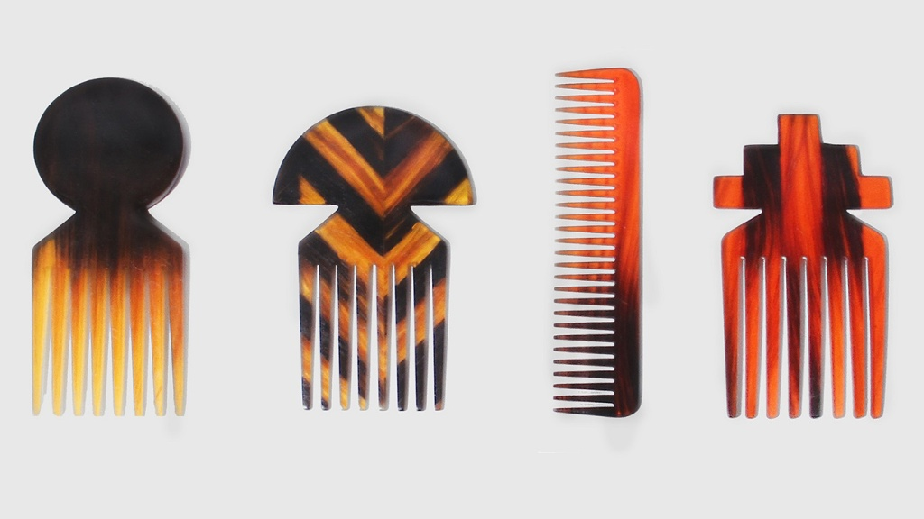 what is luxury combs hair swine studio