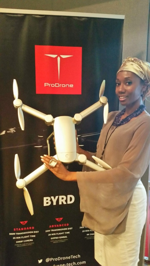 joy donnell prodrone tech