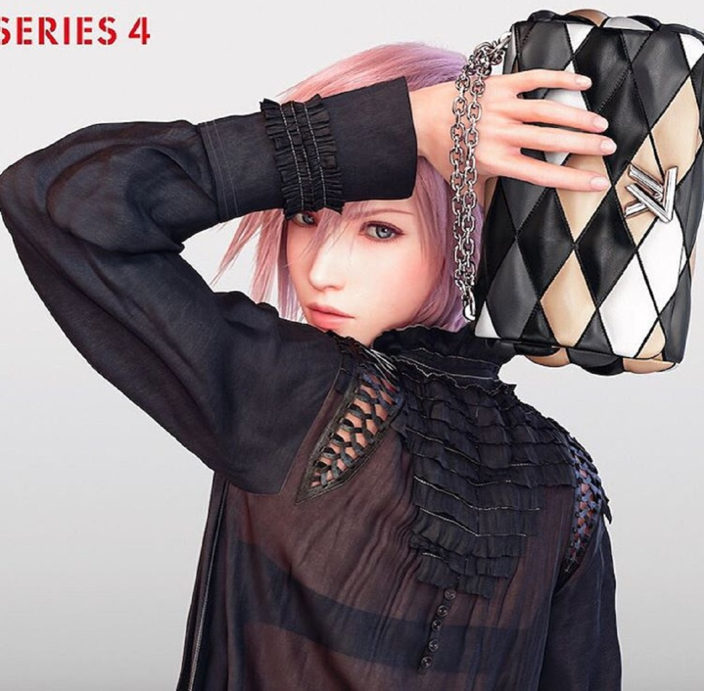 louis vuitton final fantasy