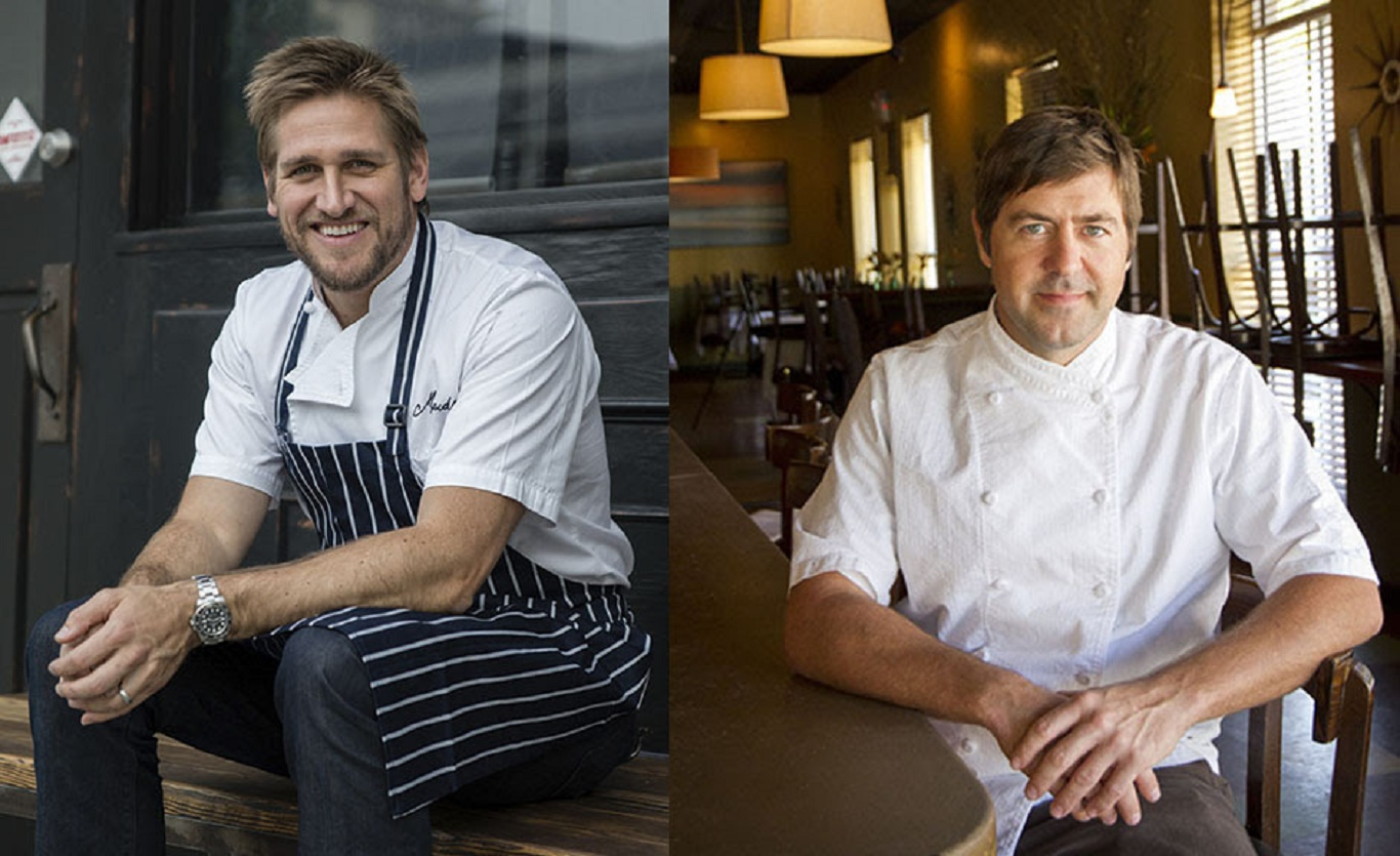 Chef Curtis Stone Hosts #MoreFarmers