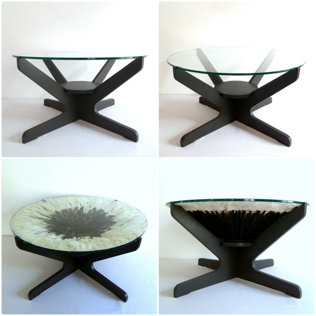 Small Juju table-Curated_living_juju_hats